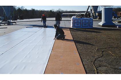 Roof Fiber Board 2013 12 04 Building Enclosure
