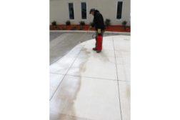 W.R. Meadows concrete sealing compound