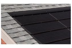 CertainTeed solar roofing system