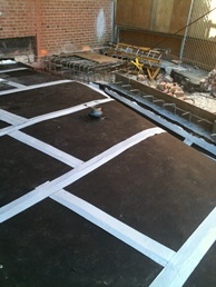 W.R. MEADOWS waterproofing membrane