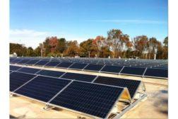 ATI Decorative Laminates solar installation