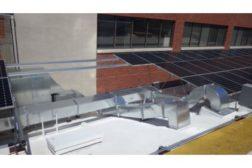 DPR Construction of San Francisco solar installation
