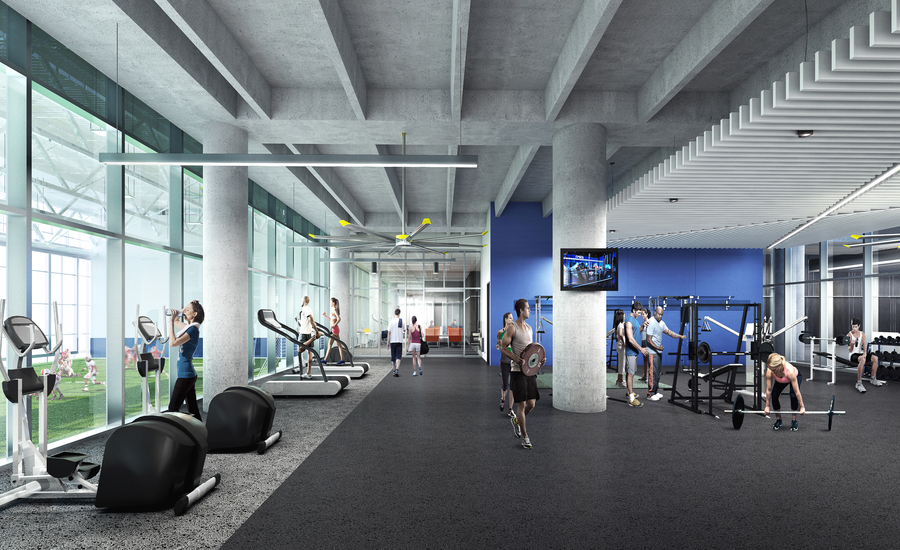 4 Baylor Scott & White Health Sports Therapy & Research complex - Open Performance