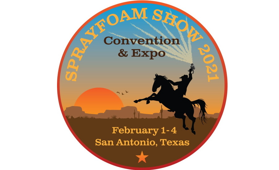 Sprayfoam Show 2021 Logo
