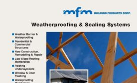 MFM product brochure