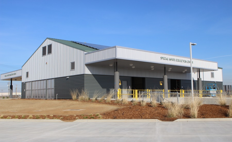 Project Earns Leed Gold Helps City Be A Greener Community