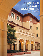 Plaster and Drywall Assemblies Manual