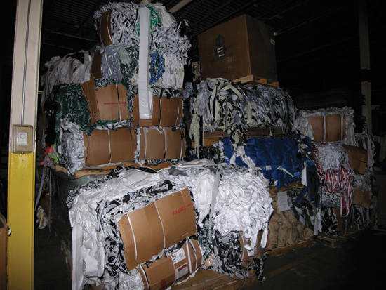 Single-Ply Roofing Recycling and Reclamation