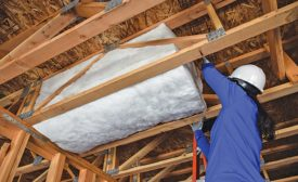 Insulation in Concealed Spaces
