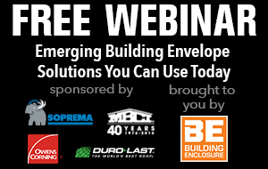 Emerging Building Envelope Solutions You Can Use Today