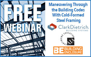 Maneuvering Through the Building Codes With Cold-Formed Steel Framing