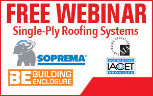 Single-Ply Roofing Systems