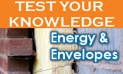 Energy + Envelopes Knowledge Quiz
