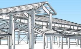 CEU metallic buildings