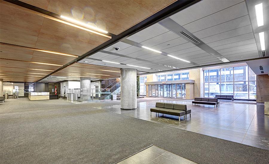 Ceu Designing With Metal Ceilings 2017 04 21 Building