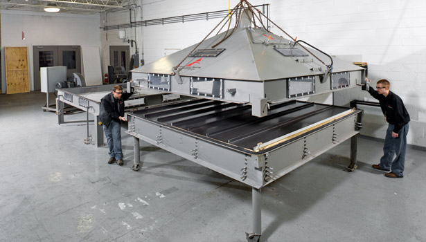 Testing Of Roofing Systems And Components Results In
