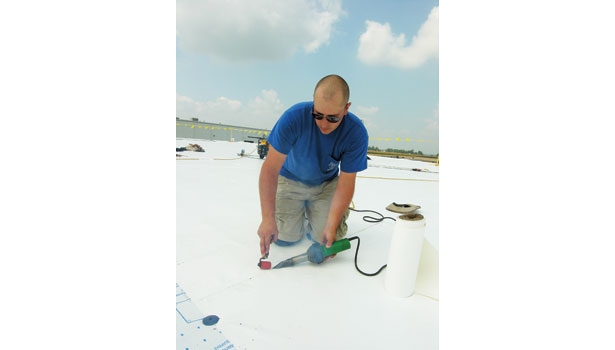 sustainable roofing