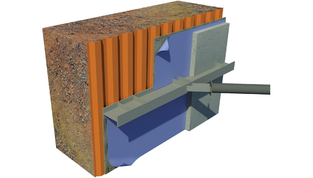 Waterproofing Sheet Pile : A collaborative approach to temporary earth retention